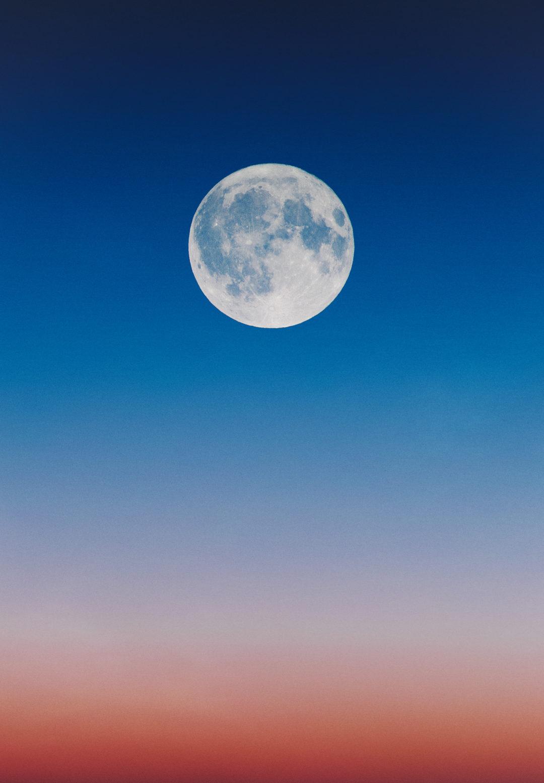 fasen van de maan - It's a food life