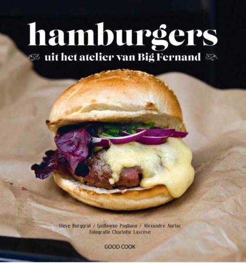 hamburgers top 5 kookboeken