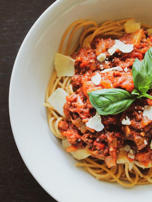 het beste recept voor spaghetti bolognese | It's a Food Life