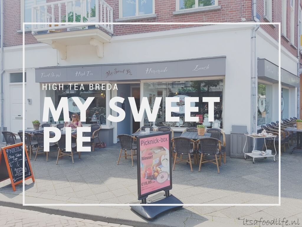 hotspot My Sweet Pie in Breda - It's a Food Life