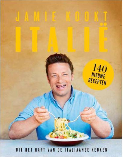 jamie oliver top 5 kookboeken