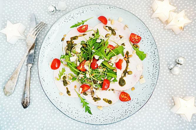 Kip Carpacciovan Essie Healhty Life | it's a Food life