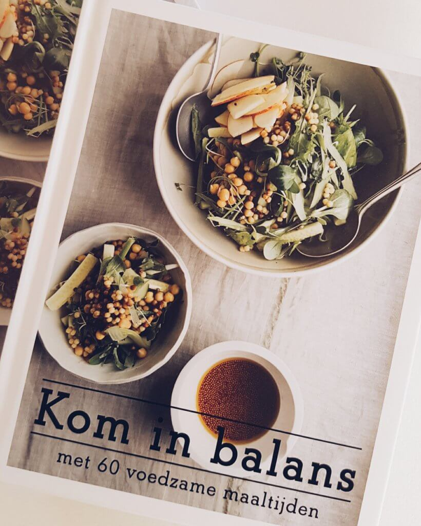 Kookboek Kom in balans | It's a Food Life