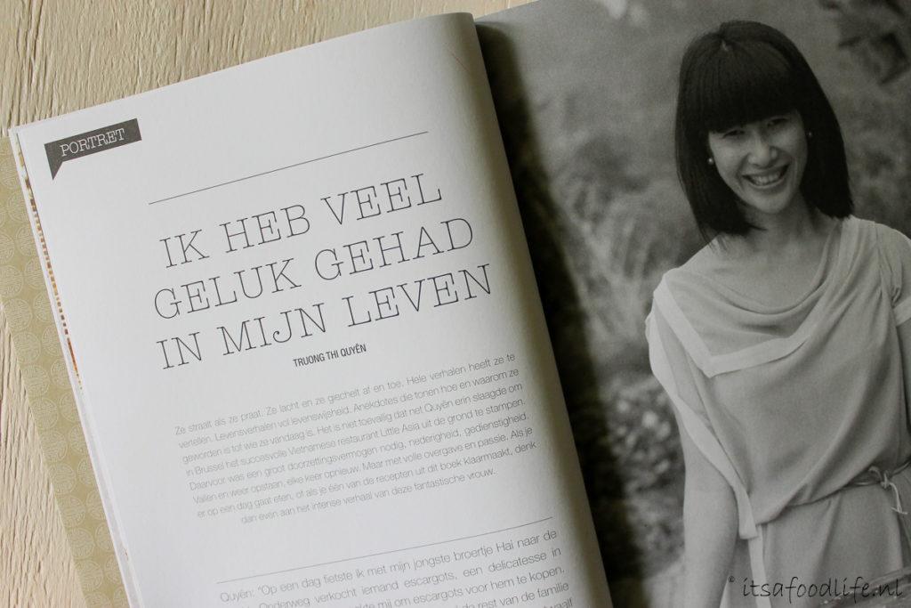 Kookboek: Uit liefde voor Vietnam - It's a Food Life