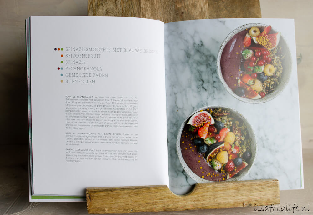 Kookboek review: Kom in balans | It's a Food Life
