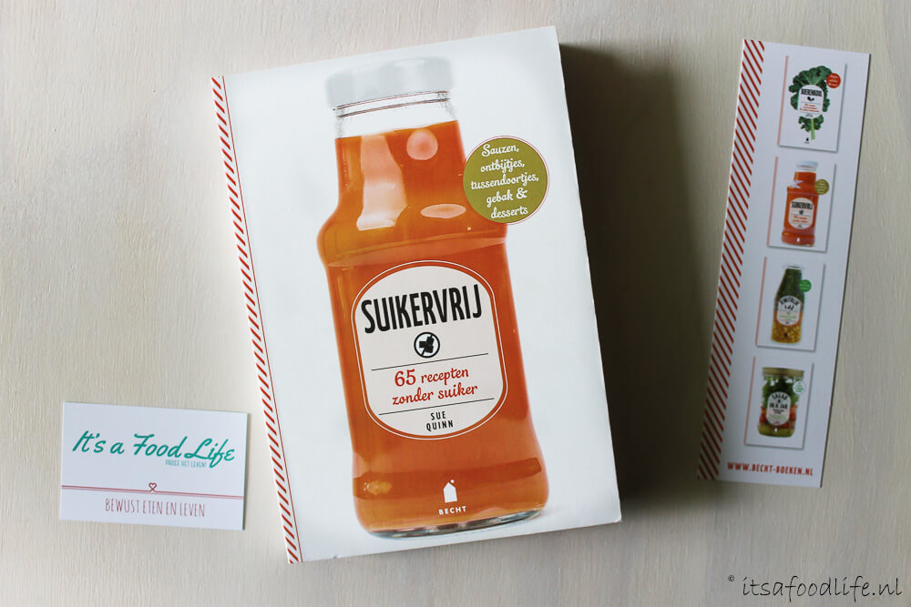 kookboek review Suikervrij van Sue Quinn | It's a Food Life