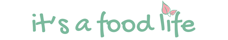 It's a food life