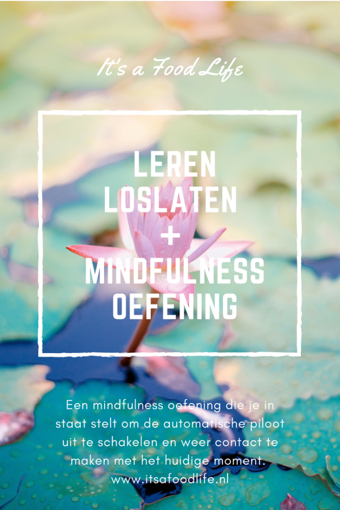 mindfulness oefening - Drie minuten ademruimte
