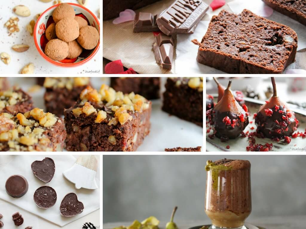 13 recepten met chocola | It's a Food Life