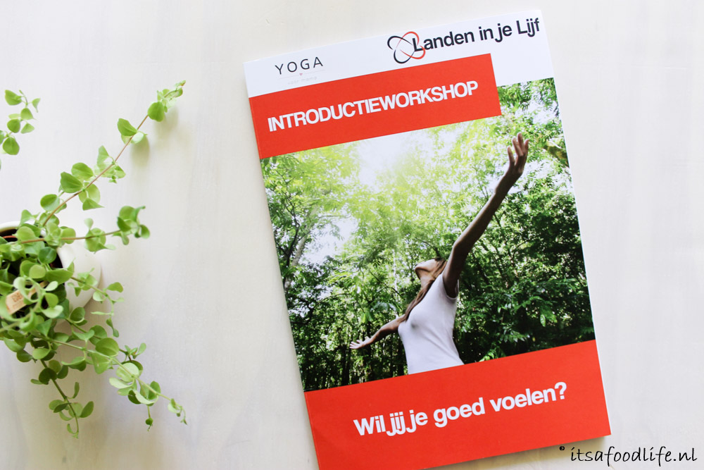 Review voor de workshop Landen in je Lijf | It's a Food Life