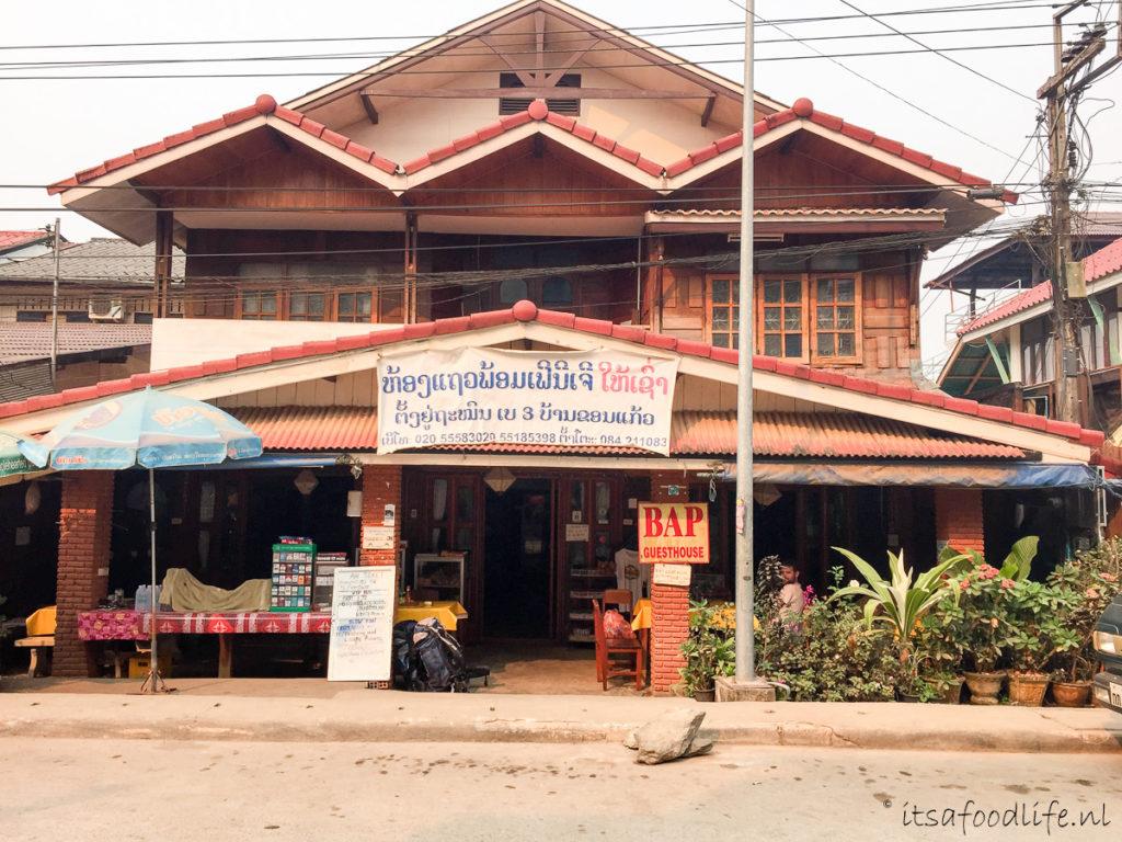 slowboat van Luang Prabang Naar Huay Xai - It's a Food Life