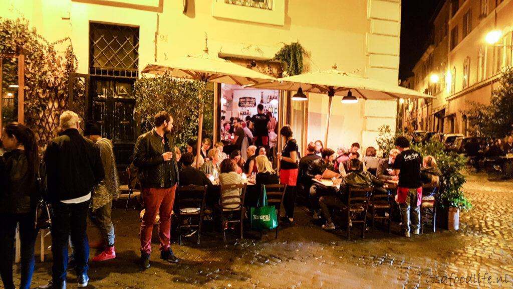 Stedentrip Rome: tips voor lekker eten en drinken
