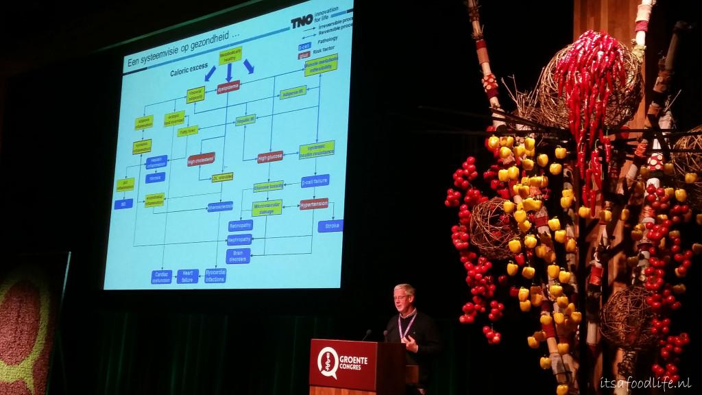 Een systeemvisie op gezondheid. GroenteCongres 2015