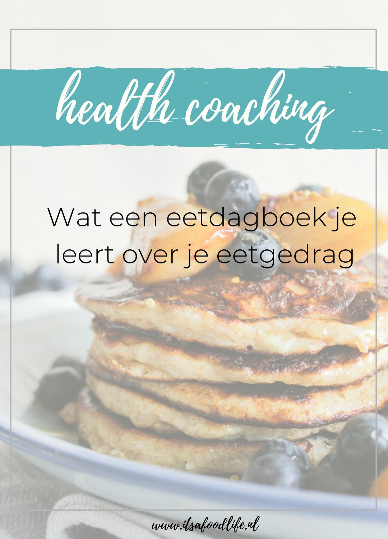 wat een voedingsdagboek je leert over je eetgedrag | It's a food life