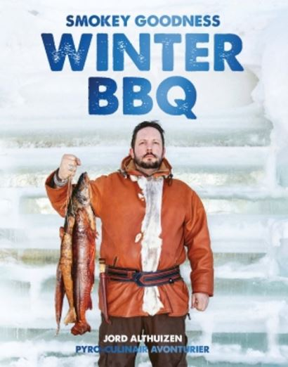 winter BBQ - top 5 kookboeken